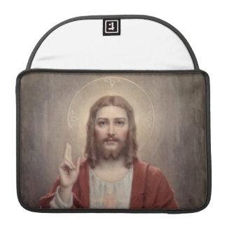 Jesus Christ MacBook Pro Sleeve