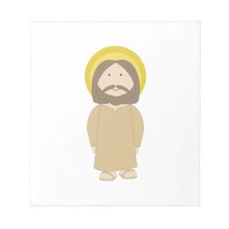 Jesus Christ Notepads