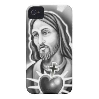 Jesus Christ Our Father design iPhone 4 Case-Mate Case