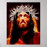 Jesus Christ Our Savior Poster