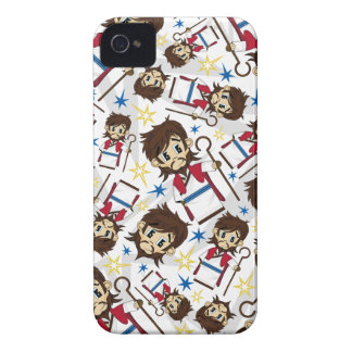 Jesus Christ Patterned iphone Case iPhone 4 Case-Mate Case