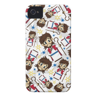 Jesus Christ Patterned iphone Case Case-Mate iPhone 4 Case