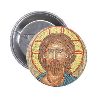 Jesus Christ Pinback Button