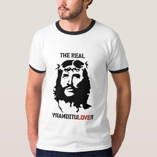 Jesus Christ - Real Revolutionary T-Shirt