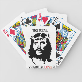 jesus-christ-revolution bicycle playing cards