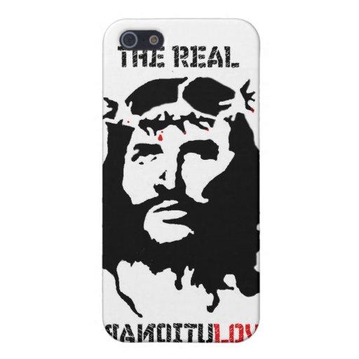 Jesus Christ Revolution iPhone 5 Cover