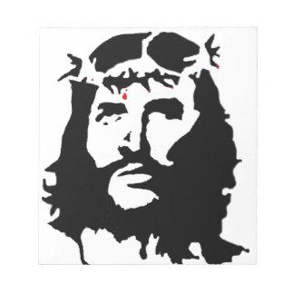 jesus-christ-revolution note pads