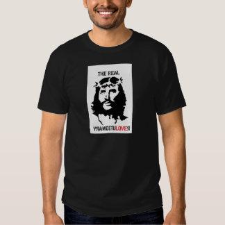 Jesus Christ Revolution Tee Shirts