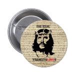 Jesus Christ revolutionary Buttons