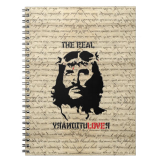 Jesus Christ revolutionary Notebook