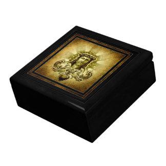Jesus Christ Sacred Heart Design Keepsake Box