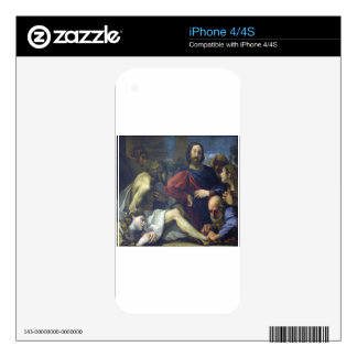 jesus christ skin for iPhone 4S