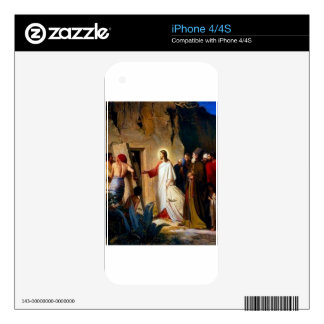 jesus christ skins for the iPhone 4