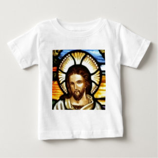 Jesus Christ Stained Glass Window Shirt