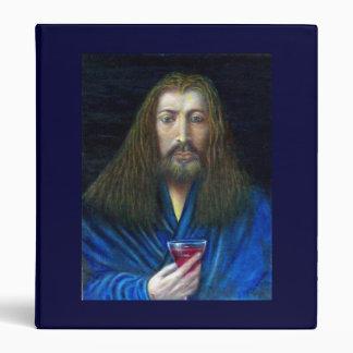 JESUS CHRIST,THE CHALICE BINDER