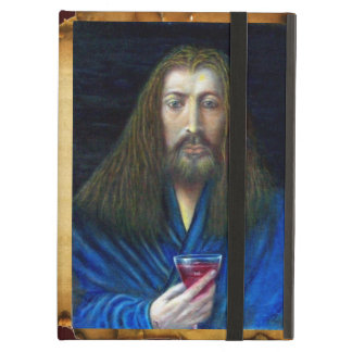 JESUS CHRIST,THE CHALICE iPad AIR COVER
