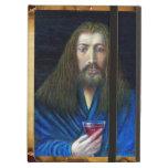 JESUS CHRIST,THE CHALICE iPad FOLIO CASES
