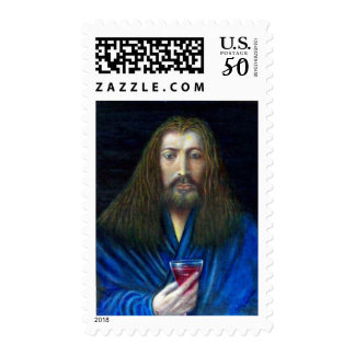 JESUS CHRIST,THE CHALICE POSTAGE