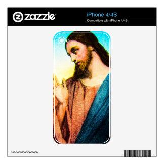 Jesus Christ The Lamb of God Vintage iPhone 4 Skin