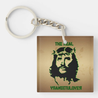 JESUS CHRIST - THE REAL REVOLUTIONARY KEYCHAIN