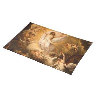 Jesus Christ the Resurrection Placemat