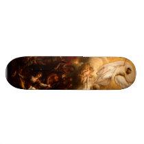 Jesus Christ the Resurrection Skateboard Deck