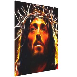 Jesus Christ The Savior Canvas Print