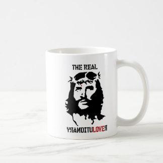 Jesus Christ True Revolutionary Coffee Mug