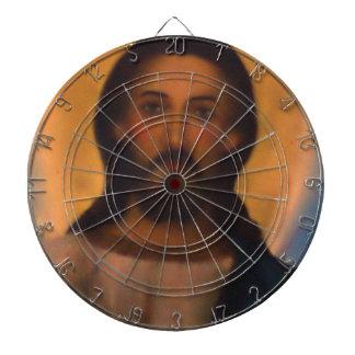 Jesus Christ Vintage Hand Painted Orthodox Icon Dart Boards
