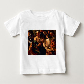Jesus Christ with the Crown of Thorns Baby T-Shirt
