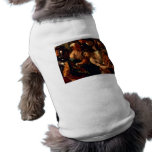 Jesus Christ with the Crown of Thorns Dog Shirt