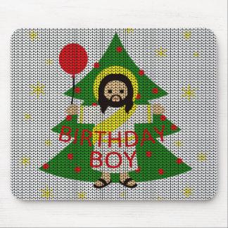 Jesus - Christmas Mouse Pad