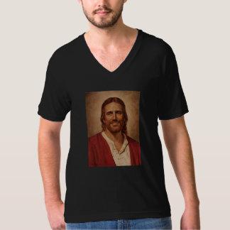 Jesus Christ's Loving Smile T Shirt