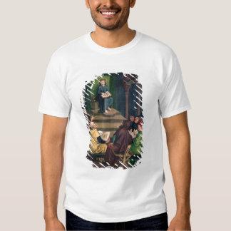 Jesús con los doctores camisas