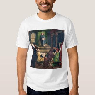 Jesús con los doctores playera