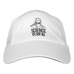Jesus Concurs - Science is Real - - Pro-Science -. Hat