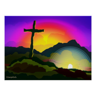 Jesus Conquers Death Print