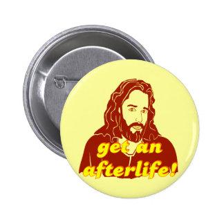 Jesús consigue una vida futura pin