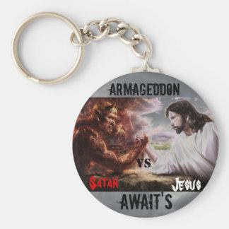 Jesús CONTRA el llavero de Satan