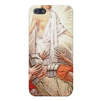 Jesus Cover For iPhone SE/5/5s