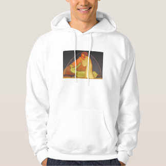 Jesus cried with loud voice: Blotto come outside Hoodie
