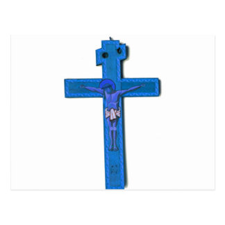 Jesus Cross Post Card