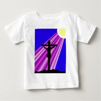 Jesus Crucifiction Baby T-Shirt