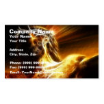 Jesus Crucifixion 1 Double-Sided Standard Business Cards (Pack Of 100)