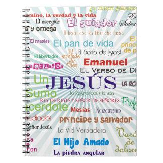 Jesús Libro De Apuntes