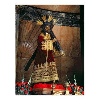 Jesús de la gran potencia, 1620 tarjeta postal