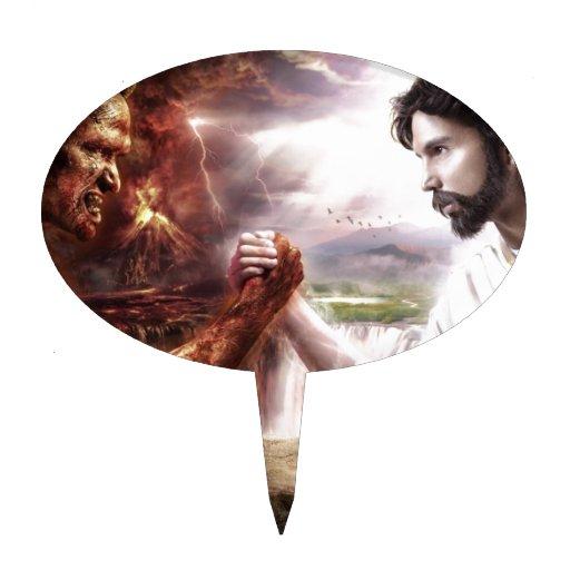 Jesús Decoración Para Tarta