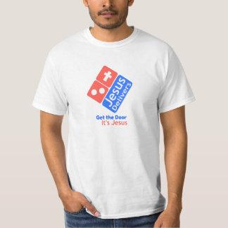 Jesus Delivers T-Shirt