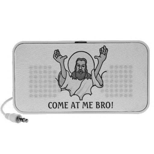 Jesús dice venido en mí a Bro iPhone Altavoz