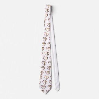 Jesus Died For You! - designer Necktie